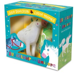 Sugarlump and the Unicorn Book and Toy Gift Set - фото книги