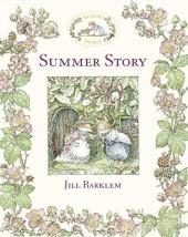 Summer Story - фото обкладинки книги