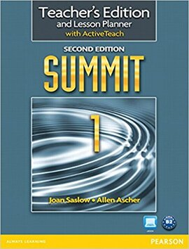 Summit 1 Split 2 Edition. Teacher's Edition with Active Teach (книга вчителя + інтерактивний курс) - фото книги