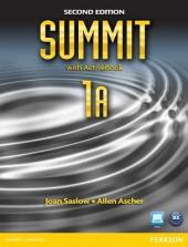 Summit 1A Split 2 Edition. Students Book +ActiveBook+Workbook (підручник+робочий зошит) - фото обкладинки книги