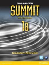 Summit 1B Split 2 Edition. Students Book +ActiveBook+Workbook (підручник+робочий зошит) - фото обкладинки книги