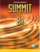 Summit 2A Split 2 Edition. Students Book +ActiveBook+Workbook (підручник+робочий зошит) - фото обкладинки книги