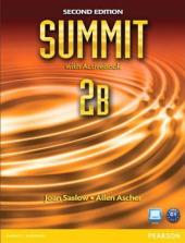 Summit 2B Split 2 Edition. Students Book +ActiveBook+Workbook (підручник+робочий зошит) - фото обкладинки книги