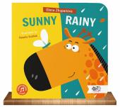 Sunny, Rainy - фото обкладинки книги