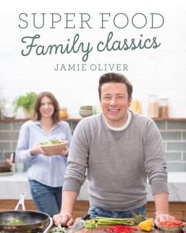 Super Food Family Classics - фото книги