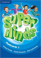 Super Minds Level 1 Flashcards (Pack of 103) - фото обкладинки книги