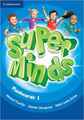 Super Minds Level 1 Flashcards (Pack of 103) - фото книги
