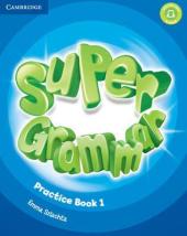 Super Minds Level 1 Super Grammar Book - фото обкладинки книги