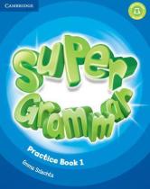 Книга Super Minds Level 1 Super Grammar Book