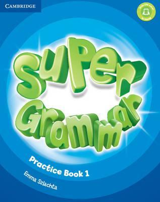 Підручник Super Minds Level 1 Super Grammar Book