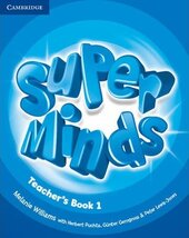 Super Minds Level 1 Teacher's Book - фото обкладинки книги