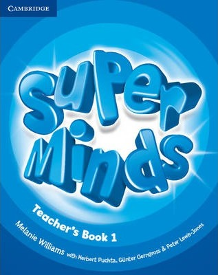 Книга для вчителя Super Minds Level 1 Teacher's Book