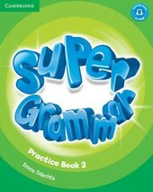 Super Minds Level 2 Super Grammar Book - фото обкладинки книги