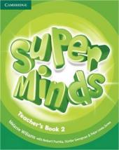 Super Minds Level 2 Teacher's Book - фото обкладинки книги