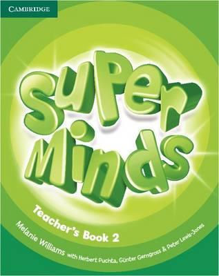 Книга для вчителя Super Minds Level 2 Teacher's Book