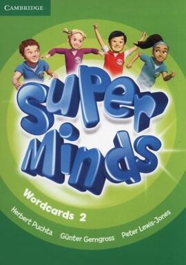 Super Minds Level 2 Wordcards (Pack of 90) - фото книги