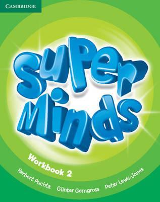 Робочий зошит Super Minds Level 2 Workbook