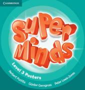 Super Minds Level 3 Posters (10) - фото обкладинки книги