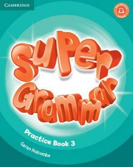 Підручник Super Minds Level 3 Super Grammar Book