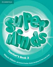 Super Minds Level 3 Teacher's Book - фото обкладинки книги