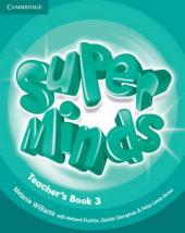 Super Minds Level 3 Teacher's Book
