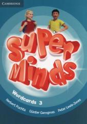 Super Minds Level 3 Wordcards (Pack of 83) - фото обкладинки книги