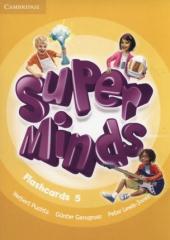 Super Minds Level 5 Flashcards (Pack of 93) - фото обкладинки книги