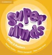 Super Minds Level 5 Posters (10) - фото обкладинки книги