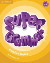 Super Minds Level 5 Super Grammar Book - фото обкладинки книги