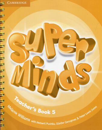 Книга для вчителя Super Minds Level 5 Teacher's Book