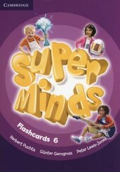 Super Minds Level 6 Flashcards (Pack of 98) - фото обкладинки книги