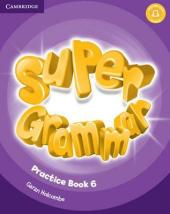 Super Minds Level 6 Super Grammar Book - фото обкладинки книги