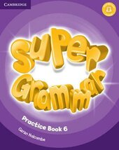 Робочий зошит Super Minds Level 6 Super Grammar Book