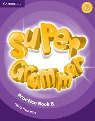 Підручник Super Minds Level 6 Super Grammar Book