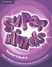 Аудіодиск Super Minds Level 6 Teacher's Book