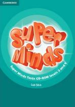 Super Minds Levels 3 and 4 Tests CD-ROM