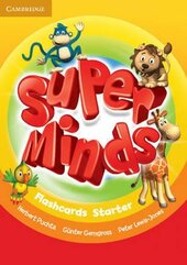 Super Minds Starter Flashcards (Pack of 78) - фото обкладинки книги