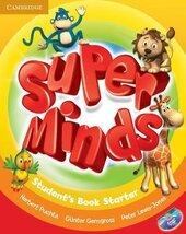 Книга для вчителя Super Minds Starter Student's Book with DVD-ROM including Lessons Plus for Ukraine