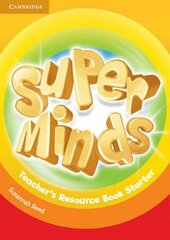 Super Minds Starter Teacher's Resource Book - фото обкладинки книги