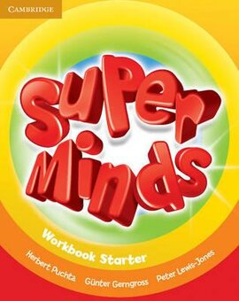 Super Minds Starter Workbook - фото книги
