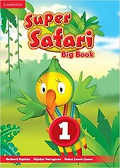 Робочий зошит Super Safari Level 1 Big Book