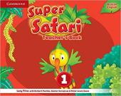 Super Safari Level 1 Teacher's Book