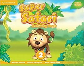 Посібник Super Safari Level 2 Activity Book