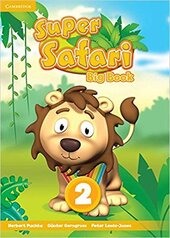 Підручник Super Safari Level 2 Big Book