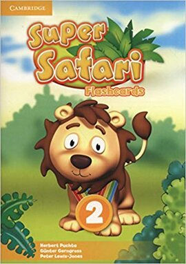 Super Safari Level 2 Flashcards (Pack of 71) - фото книги