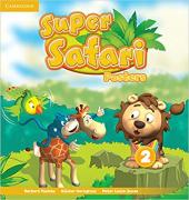 Super Safari Level 2 Posters - фото обкладинки книги