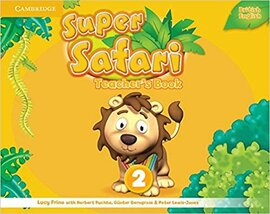 Super Safari Level 2 Teacher's Book - фото книги