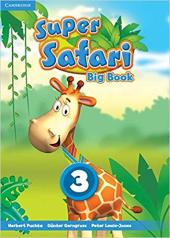 Super Safari Level 3 Big Book - фото обкладинки книги