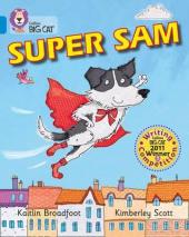 Super Sam - фото обкладинки книги