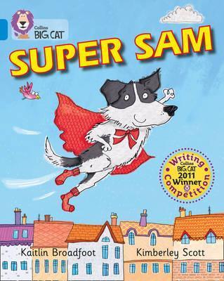 Книга Super Sam